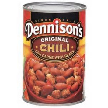Dennison's® Original Chili Con Carne with Beans, 15oz Can (Pack of 16)