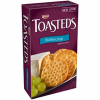 Keebler, Lightly Toasted Crackers (Pack of 4)