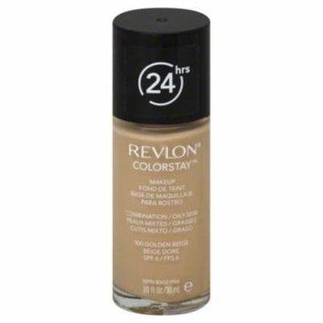 Revlon Colorstay Makeup 300 Golden Beige, 1 Fl Oz (Pack of 2)