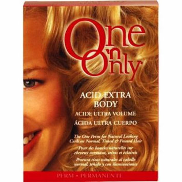 One N' Only Perm Acid Extra Body Kit (Pack of 6)