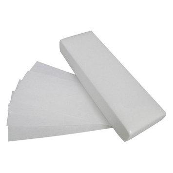 100 Pcs Professional Facial & Body Hair Removal Wax Strips Paper Depilatory Nonwoven Epilator, Ship from USA,Brand Leegoal