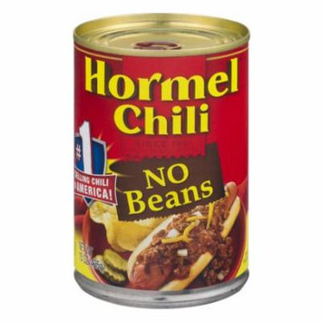 Hormel, Chili No Beans (Pack of 10)
