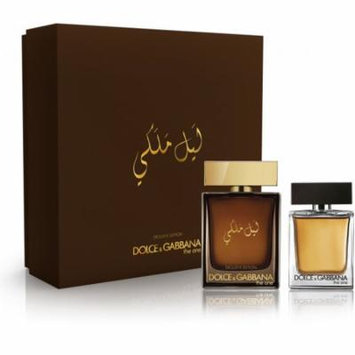 The One Royal Night By Dolce & Gabanna For Men's 2 PCS SET