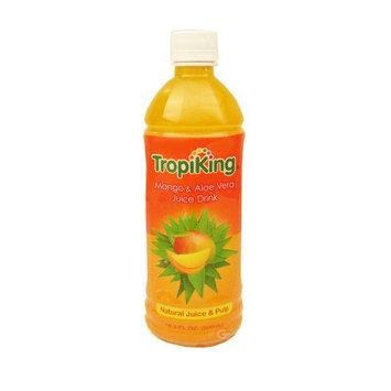 Tropiking Mango-Aloe Drink 16.9 oz fl - Bebida Mango y Savila (Pack of 18)