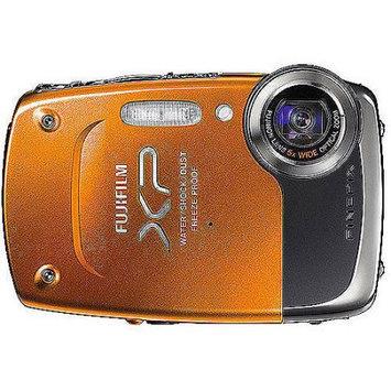 Fuji FinePix XP20 Shock & Waterproof Digital Camera (Orange)