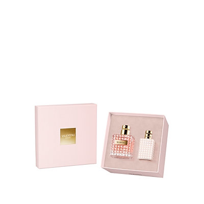 Valentino Donna Eau De Parfum Set (Limited Edition) ($161 Value)