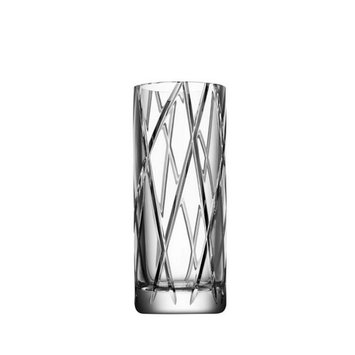 Kosta Boda Explicit Stripes Small Vase