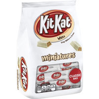 Hershey's Kit Kat White Miniatures