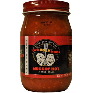 Two Ugly Mugs Gourmet Salsa Co. Muggin' Hot Gourmet Habanero Salsa