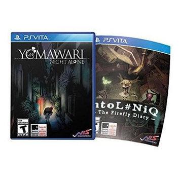 Koei Tecmo America Corpo Yomawari: Night Alone Playstation Vita [PSV]