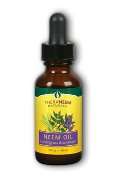 Neem Oil, Lemongrass & Lavender Organix South 1 oz Oil