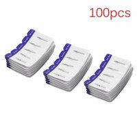 100Pcs/Set Practical Dental Diamond Burs For High Speed Handpiece Medium on Clearance
