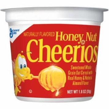 Honey Nut Cheerios Cup Breakfast Cereal