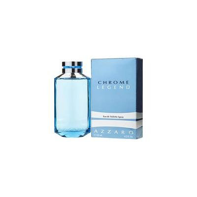 CHROME LEGEND by Azzaro EDT SPRAY 4.2 OZ