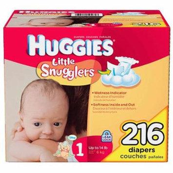 Huggies Newborn Diapers by Kimberly-Clark Corporation K-C34717H