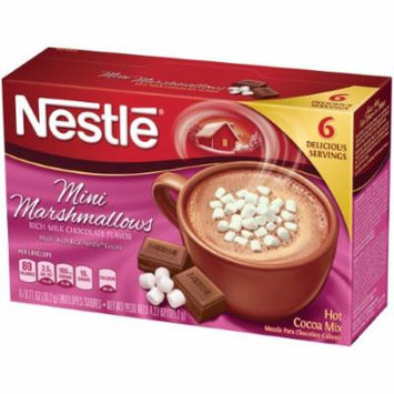 NESTLE HOT COCOA Mix Mini Marshmallows (Pack of 16)