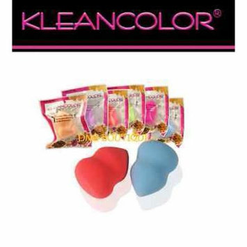 LWS LA Wholesale Store ( 6 PACK ) KLEANCOLOR Beauty Blending Sponge