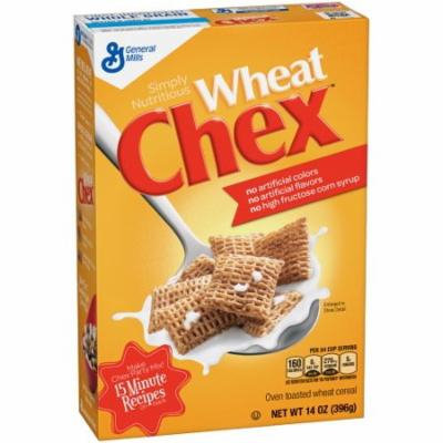Wheat Chex Cereal (Pack of 14)