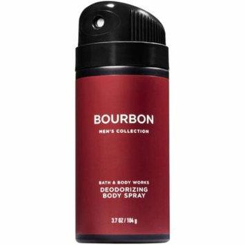 Bath and Body Works Signature Collection BOURBON Deodorizing Body Spray