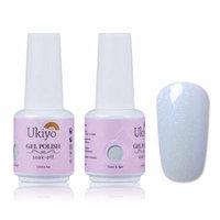 Ukiyo Soak Off UV Gel Nail Polish 15ml UV LED Smooth & Long Lasting Varnish G1605
