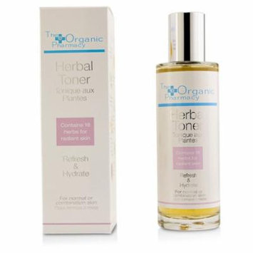 Herbal Toner - For Normal & Combination Skin-100ml/3.4oz