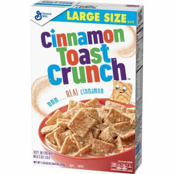 Cinnamon Toast Crunch Breakfast Cereal (Pack of 12)