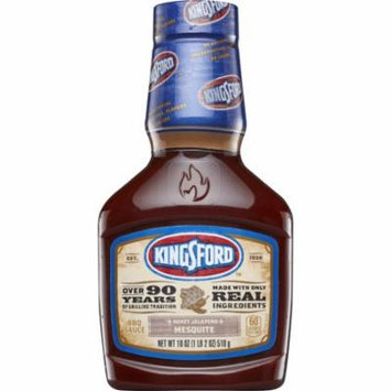 (2 Pack) Kingsford BBQ Sauce, Honey Jalapeno Mesquite, 18 oz