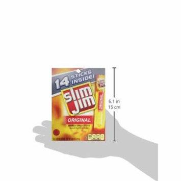Slim Jim Smoked Snack Sticks (Pack of 14)