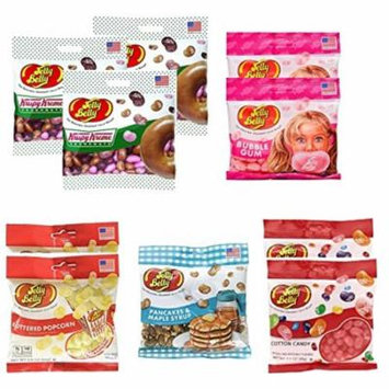 Jelly Jelly Belly Assorted Pack of 10 | Favorite Flavor Pack