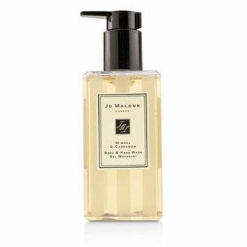 Mimosa & Cardamom Body & Hand Wash (With Pump)-250ml/8.5oz
