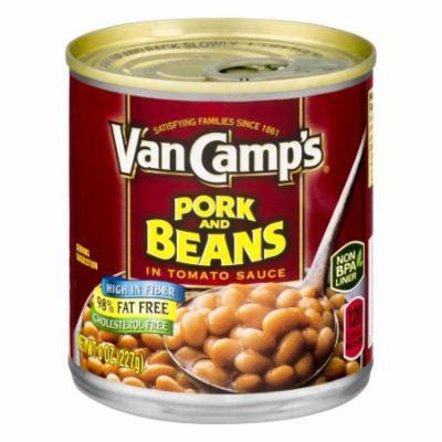 Van Camps Van Camp Pork & Beans (Pack of 12)