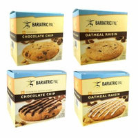 BariatricPal Protein Cookies - Variety Pack