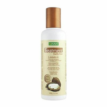 Nunaat Treatment leave-in for Curly Hair,5.2 oz
