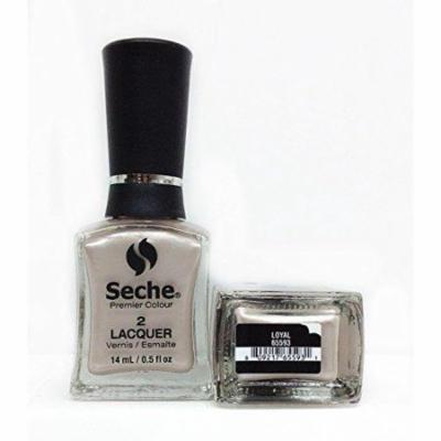 Seche Premier Colour Lacquer 0.5oz/ 14ml (SV65593 - LOYAL)