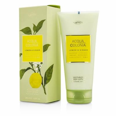 Acqua Colonia Lemon & Ginger Moisturizing Body Lotion-200ml/6.8oz