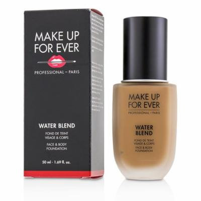 Water Blend Face & Body Foundation - # Y445 (Amber)-50ml/1.7oz
