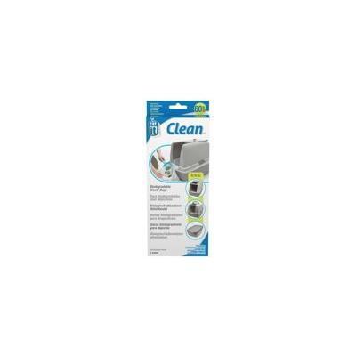 Catit Clean Biodegradable Waste Bags, Jumbo & Regular 60ct