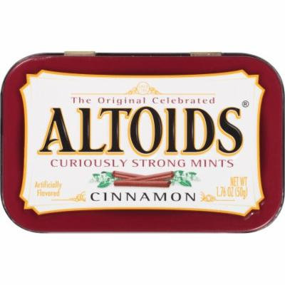 Altoids Mints, Cinnamon, 1.76 oz (Pack of 16)