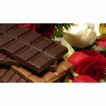 Framed Art For Your Wall Sweet Chocolate Candy Tasty Dark Milk Chocolate 10x13 Frame