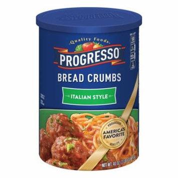 (3 Pack) Progresso Italian Style Bread Crumbs, 40 oz