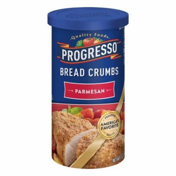(3 Pack) Progresso Parmesan Bread Crumbs, 15 oz
