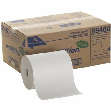 4 Pack - Georgia-Pacific enMotion Paper Towel enMotion Roll 10