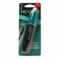 Revlon Super Length Mascara, 101 Blackest Black, 0.28 Fl Oz (Pack of 10)