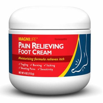 Magni Life Pain Relieving Foot Cream, 4 Ounce each