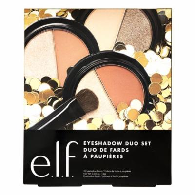 e.l.f. Cosmetics Holiday Eyeshadow Duo Gift Set