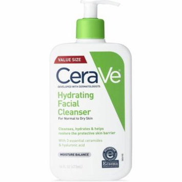 2 Pack - CeraVe Hydrating Cleanser 16 oz