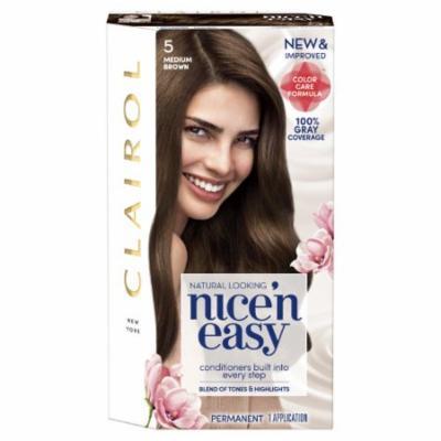 Clairol Nice 'N Easy Medium Brown (Pack of 16)