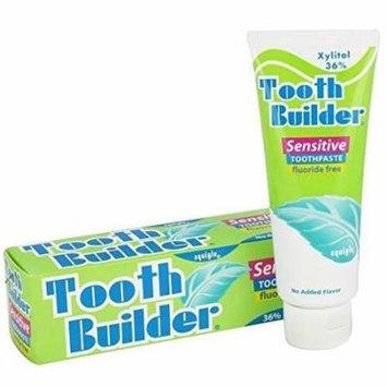 Squigle Tooth Builder Sensitive Teeth Toothpaste - 2-Pack
