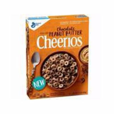 Chocolate Peanut Butter Cheerios (Pack of 14)