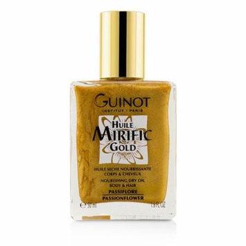 Huile Mirific Gold Nourishing Dry Oil (Body & Hair)-50ml/1.6oz